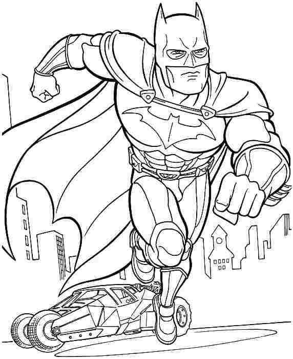 2342 lego batman coloring pages onlineprintable