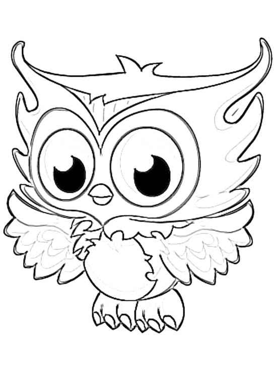 Cute Owl Printable Coloring Pages Your Kiddos Will Love