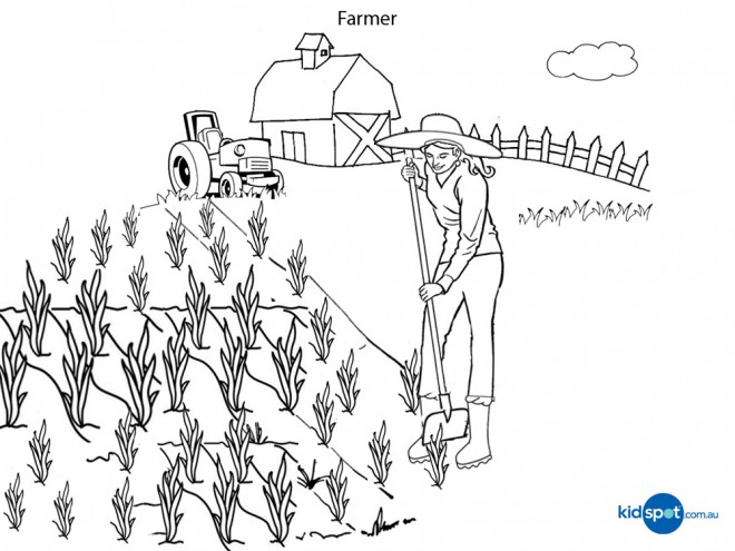 Farmer-in-field-coloring-pages