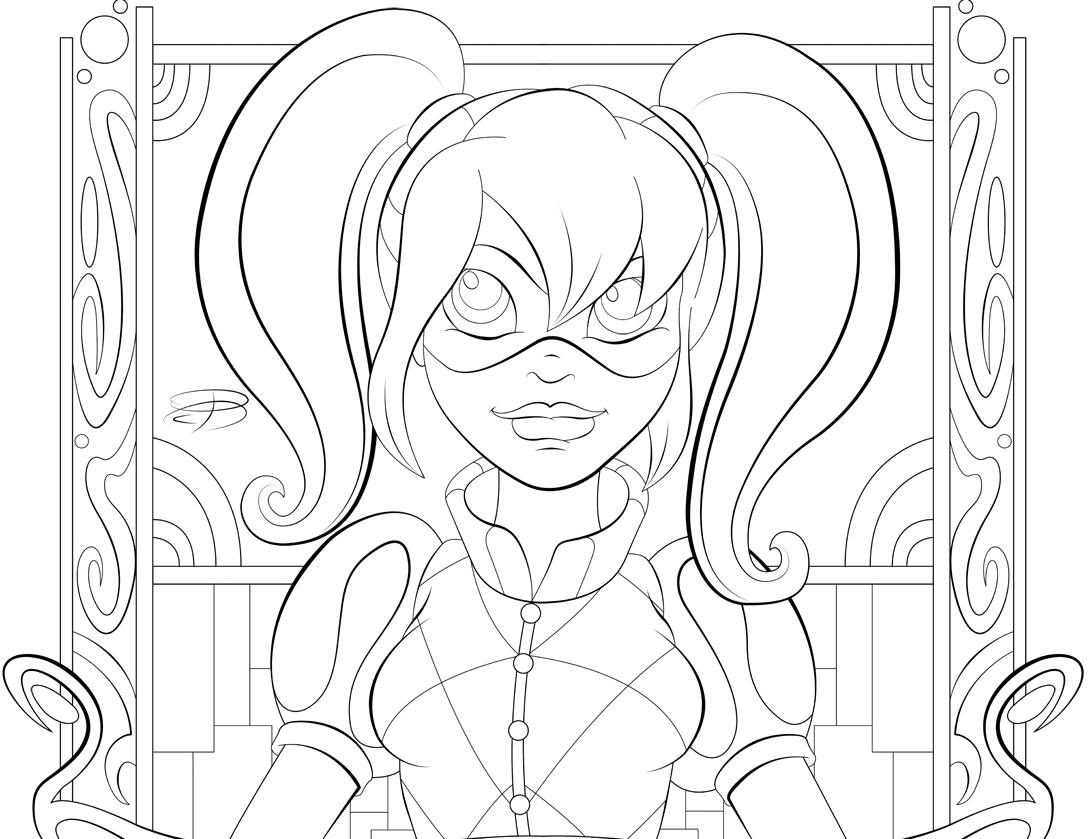 DC-Superhero-Girl-coloring-book