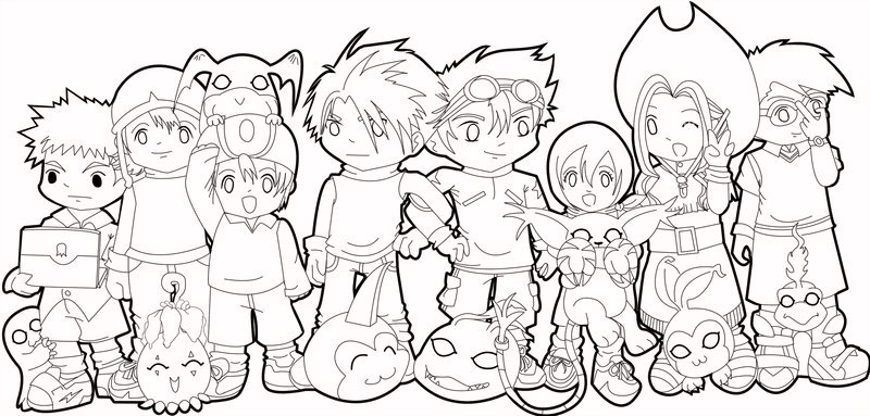 digimon_cute-coloring-pages