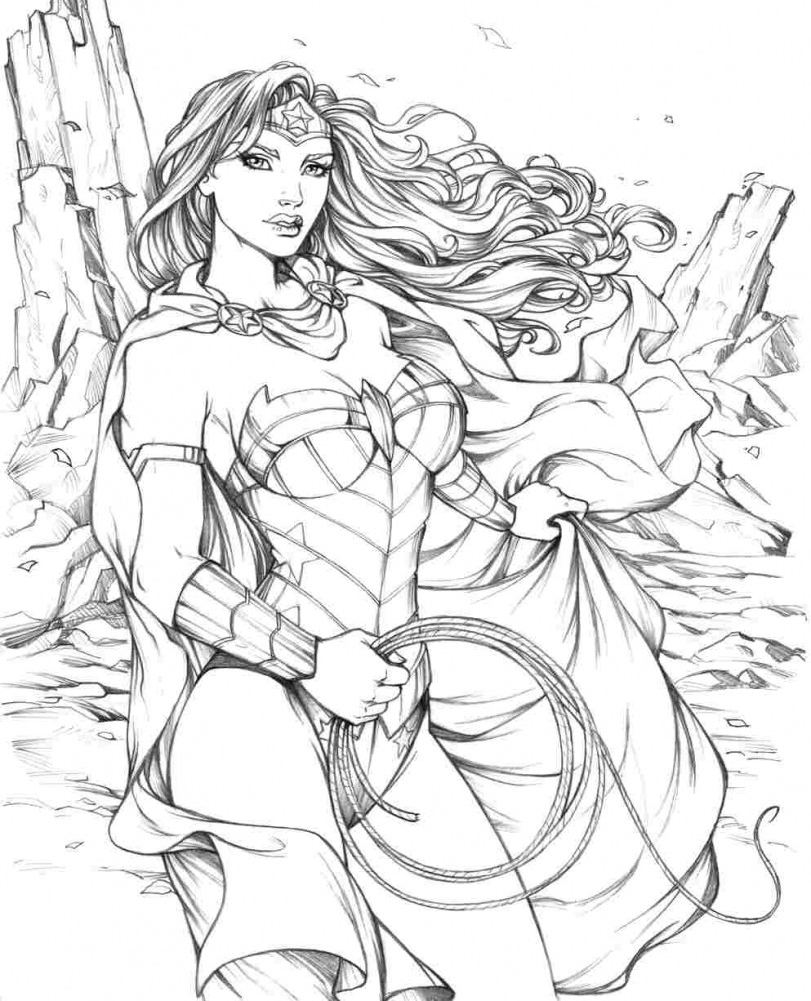 girl-superhero-coloring-page