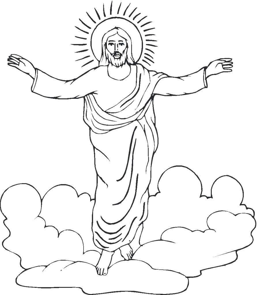 Jesus-Coloring-Pages-For-Children