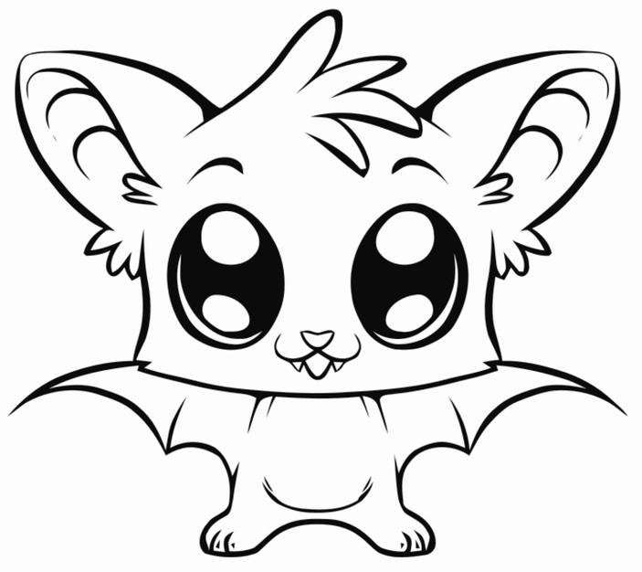 cute-bat-coloring-pages