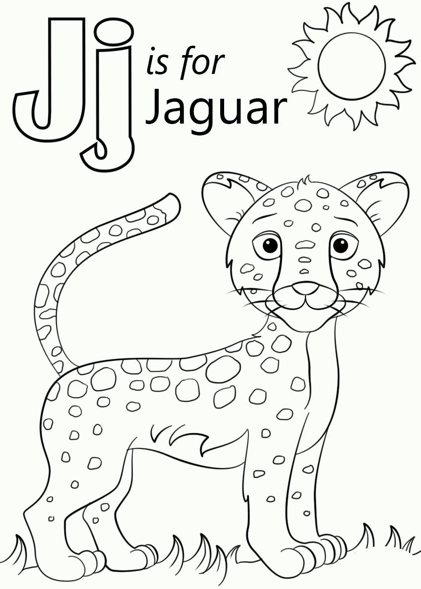 j-is-for-jaguar-coloring-pages