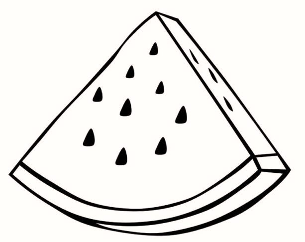 watermelon-coloring-pages