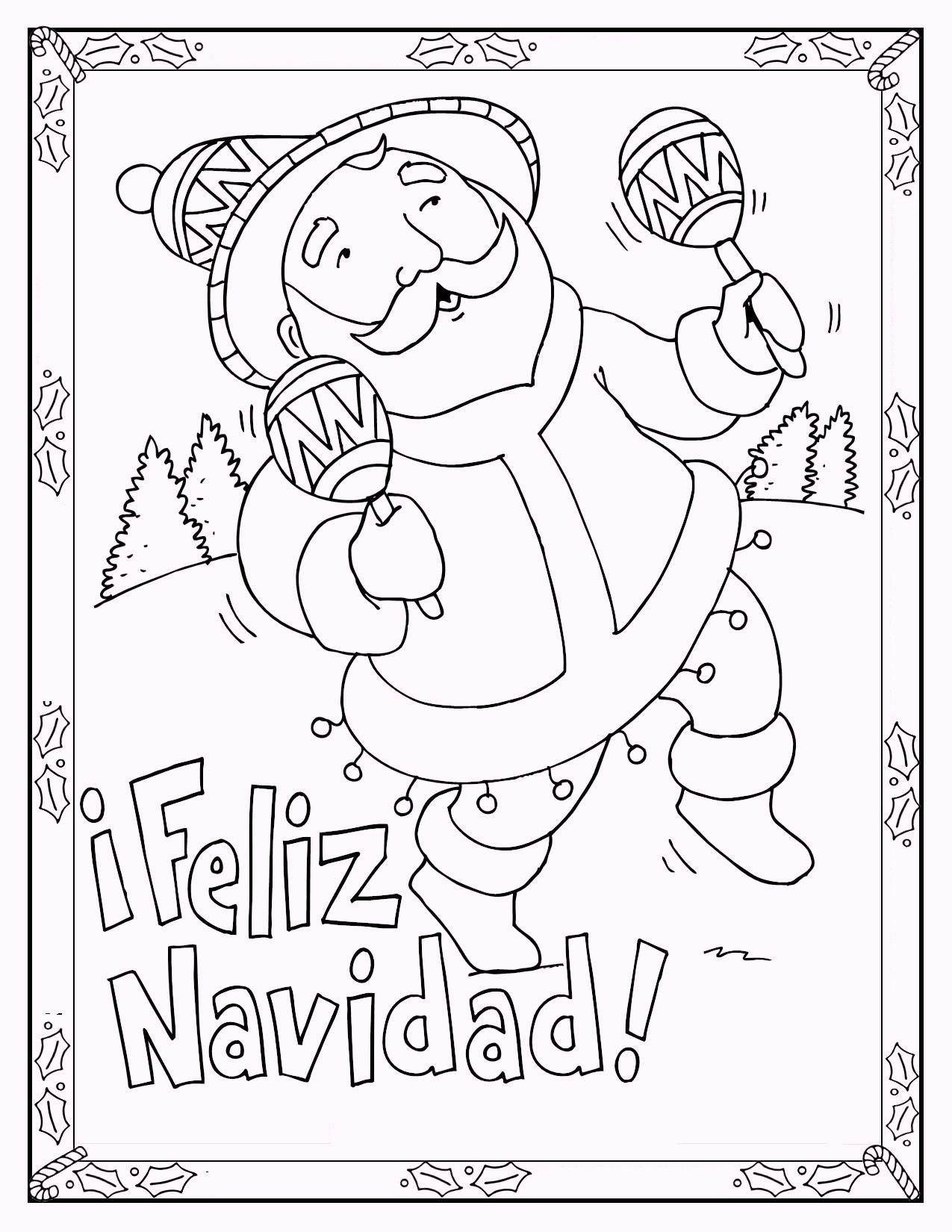 feliz_navidad_christmas_in_spain_coloring_page