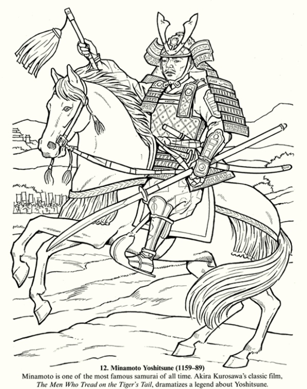 the-old-war-in-japan-coloring-pages
