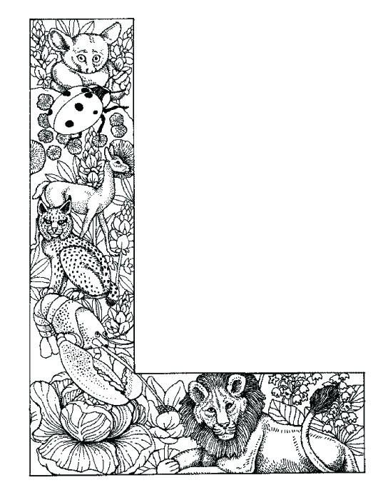 coloring_pages_animal_plant_abc_alphabet_L