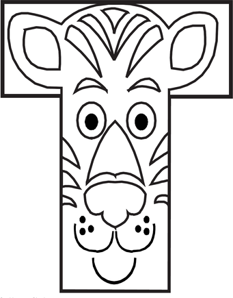 t-for-tiger-letter-coloring-pages