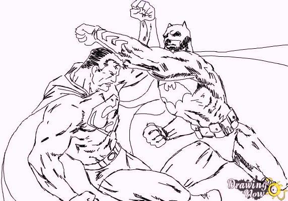 batman-vs-superman-coloring-books
