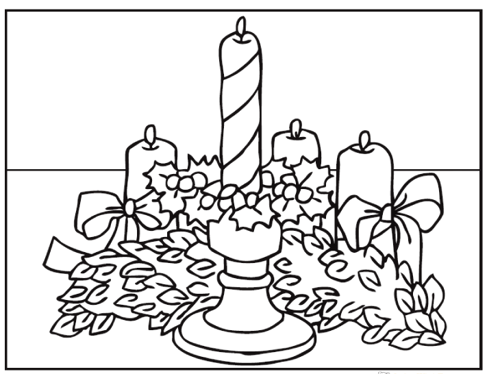 advent-wreath-christmas-coloring-sheets