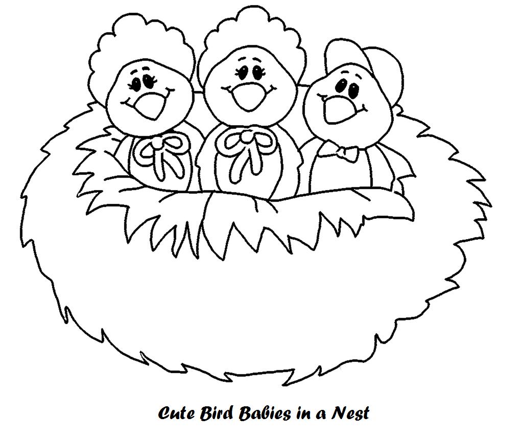 Cute_Bird_Nest_Cartoon_Coloring_Page