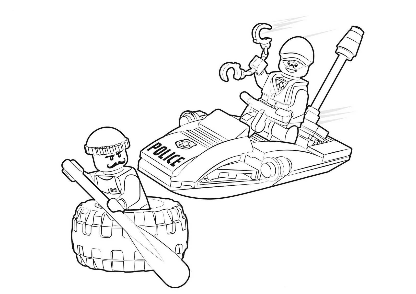 LEGO_police_Coloring_Book