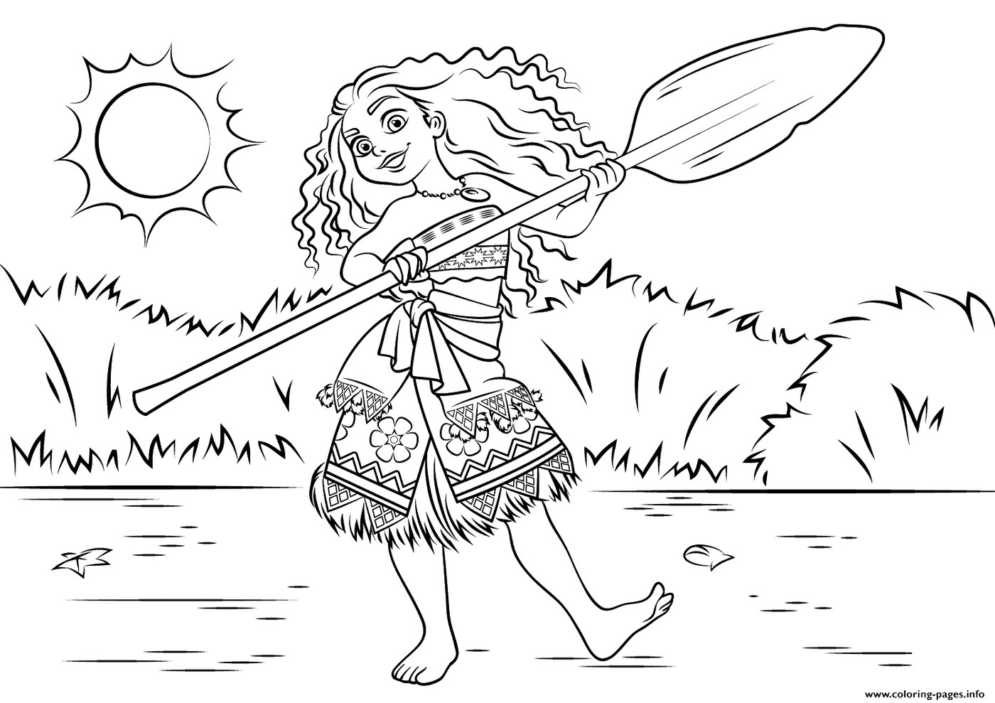 Moana-Picture-coloring-sheets