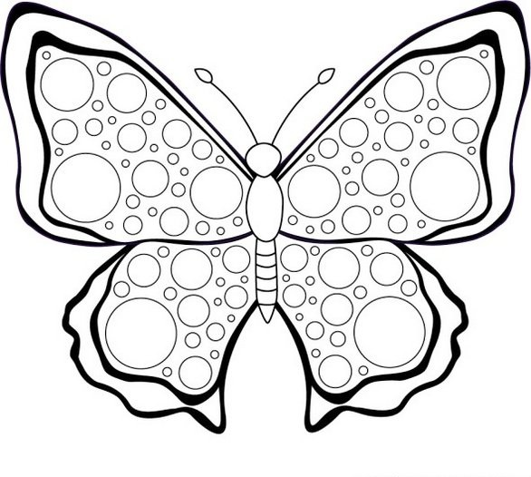 butterfly-mosaic-coloring-page-printable