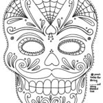 calavera-mask-coloring-book-printable