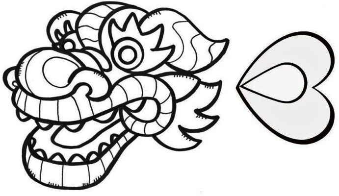 chinese-dragon-head-coloring-page
