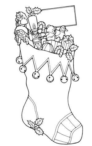 christmas-stocking-coloring-page-online