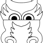 dragon-mask-coloring-sheet