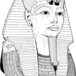 egypt-king-coloring-book