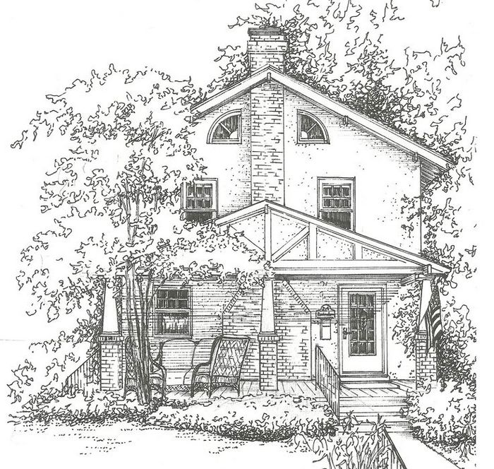 home-and-house-coloring-page