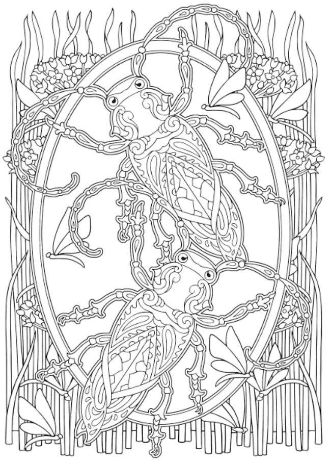 insect-mandala-coloring-page-printable
