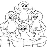 penguin-winter-animal-coloring-page