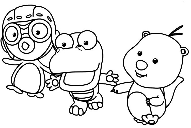 pororo-the-little-penguin-coloring-pictures