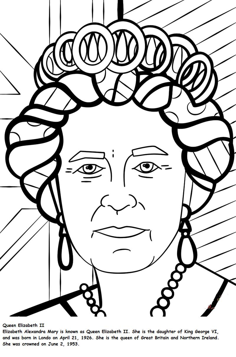 queen-elizabeth-coloring-page-online