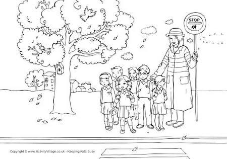 school-crossing-guard-colouring-sheet