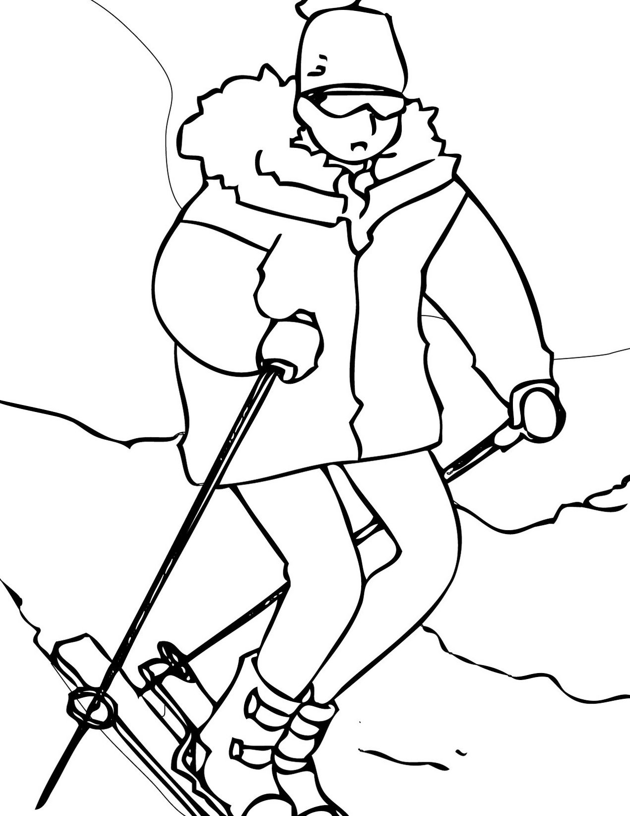 skiing_winter_colouring