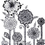 zentangle-floral-coloring-sheet