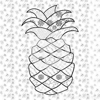 zentangle-pineapple-clip-art