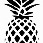 zentangle-pineapple-print-out-drawing