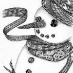 zentangle-snowman-coloring-book
