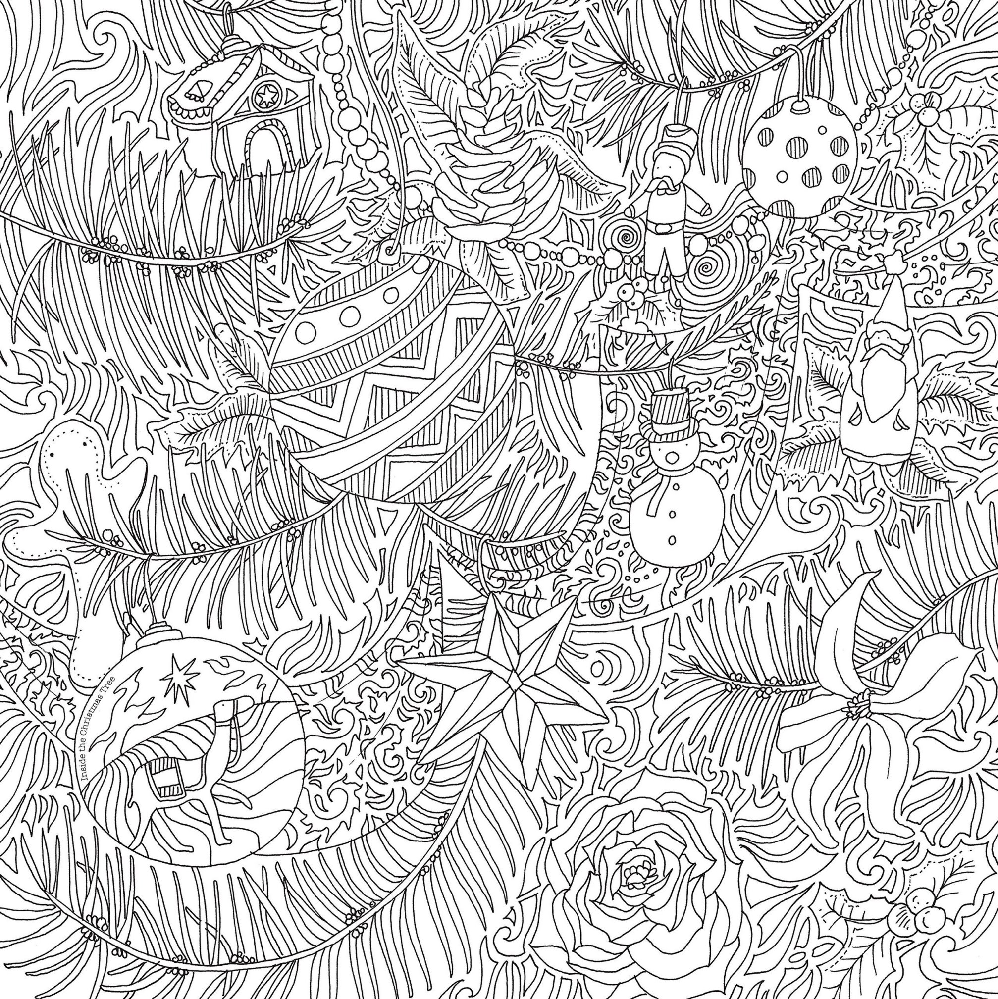 Lizzie-Mary-Magical-Christmas-Coloring-Printable