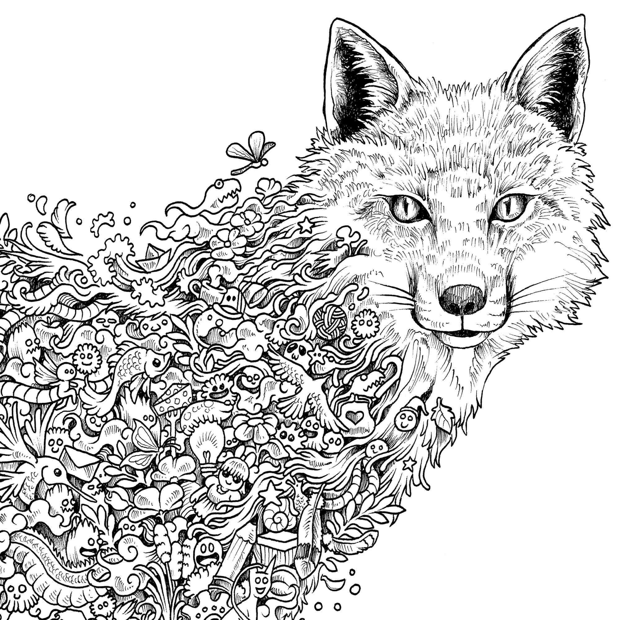 animorphia-fox-coloring-book