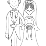 bride-and-groom-wedding-coloring-book