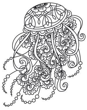 jellyfish-mandala-clip-art