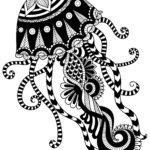 jellyfish-mandala-coloring-page