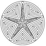 mandala-starfish-coloring-page