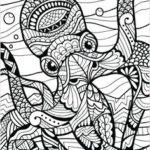 zentangle-mandala-octopus-coloring-page