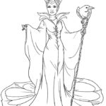 Printable-Disney-Villains-coloring-page