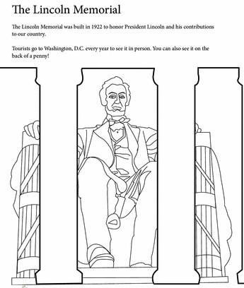 lincoln-memorial-coloring-sheet