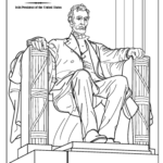 the-lincoln-memorial-statue-coloring-page