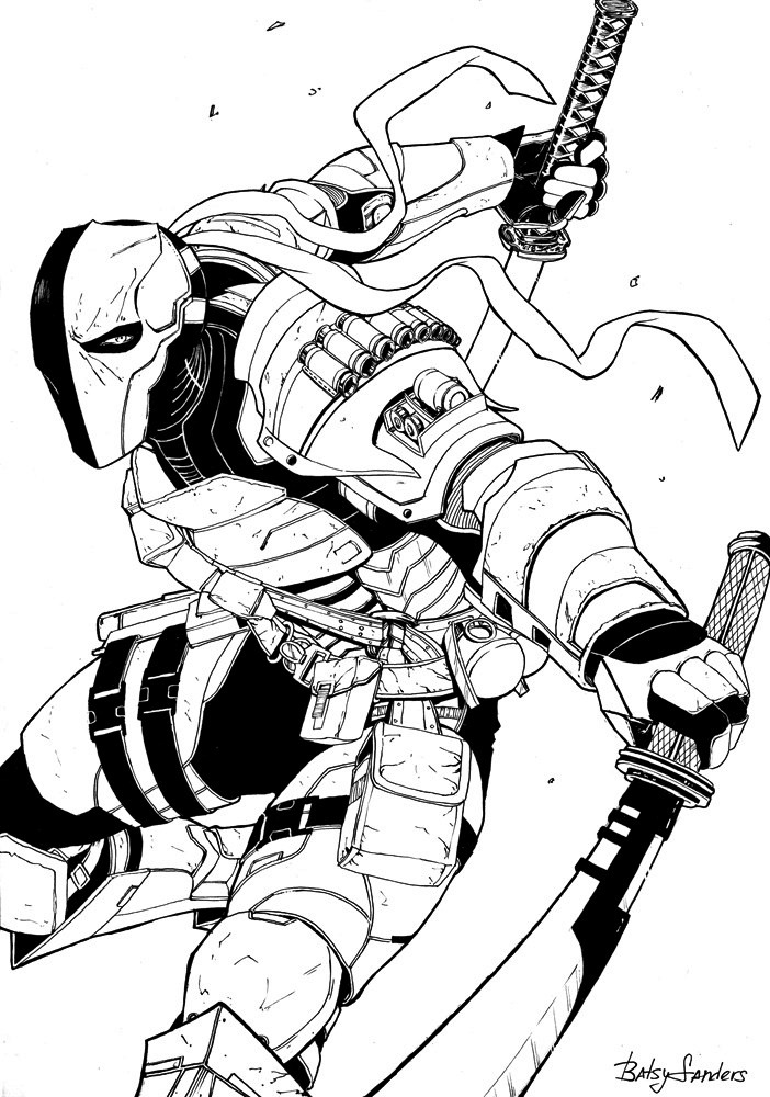 deathstroke-coloring-drawing-illustrations