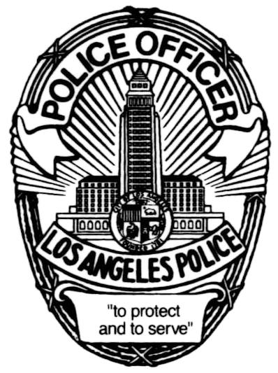 police-officer-badge-in-los-angeles