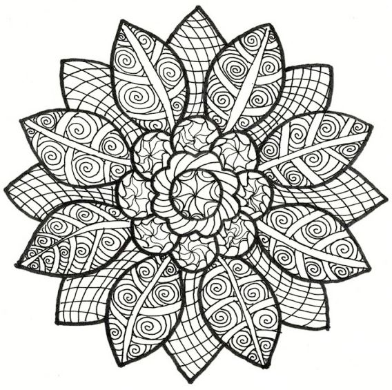 sunflower-mandala-coloring-page-for-adults