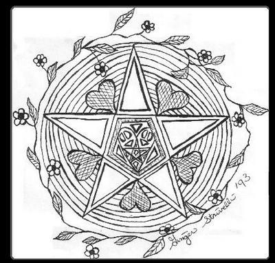wiccan-mandala-drawing